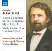 Suyoen Kim: Joachim, J.: Violin Concerto, Op. 11,