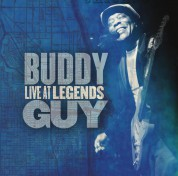Buddy Guy: Live At Legends - CD