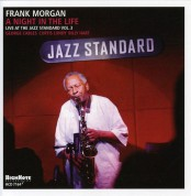 Frank Morgan: Night In The Life - Live In N.Y. 2003 - CD