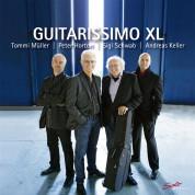 Peter Horton, Sigi Schwab: Guitarissimo XL - Plak