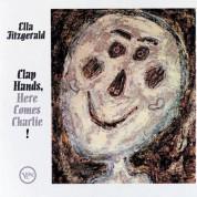 Ella Fitzgerald: Clap Hands, Here Comes Charlie (45rpm, 200g-edition) - Plak