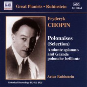 Chopin: Polonaises (Selection) (Rubinstein) (1934-1935) - CD