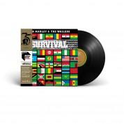 Bob Marley & The Wailers: Survival (Half Speed Mastering) - Plak