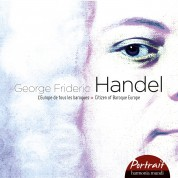 Çeşitli Sanatçılar: Portrait: G.F. Handel - CD