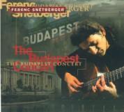 Ferenc Snétberger: The Budapest Concert - CD