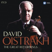 David Oistrakh: The Complete EMI Recordings - CD