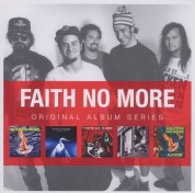 Faith No More: Original Album Series - CD