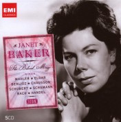 Janet Baker - The Beloved Mezzo - CD