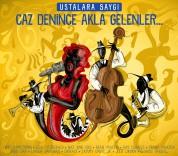Çeşitli Sanatçılar: Caz Denince Akla Gelenler…Ustalara Saygı - CD