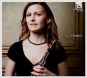 Celine Moinet: Oboe (Bach, Britten, Berio, Carter) - CD