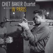 Chet Baker Quartet - In Paris (2LP Gatefold Edition) - Plak