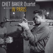 Chet Baker Quartet - In Paris (2LP Gatefold Edition) - Plak