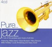 Çeşitli Sanatçılar: Pure... Jazz - CD