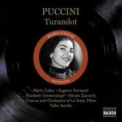 Maria Callas: Puccini, G.: Turandot (Callas, Fernandi, Schwarzkopf, La Scala, Serafin) (1957) - CD