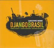 Ludovic Beier: Djangobrasil - CD
