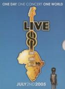 Çeşitli Sanatçılar: Live 8 - One Day, One Concert, One World - DVD