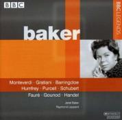 Janet Baker: Monteverdi, Gratiani, Barringcloe - CD