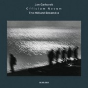 The Hilliard Ensemble, Jan Garbarek: Officium Novum - CD