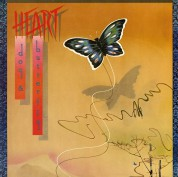 Heart: Dog & Butterfly - Plak