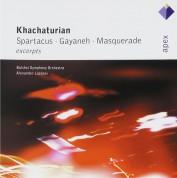 Bolshoi Symphony Orchestra, Alexander Lazarev: Khachaturian: Spartacus, Gayaneh, Masquarade (Highlights) - CD