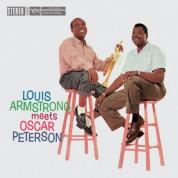 Louis Armstrong, Oscar Peterson: Louis Armstrong meets Oscar Peterson - Plak