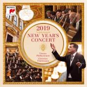 Wiener Philharmoniker, Christian Thielemann: New Year's Concert 2019 - CD