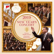 Wiener Philharmoniker, Christian Thielemann: New Year's Concert 2019 - CD