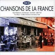 Çeşitli Sanatçılar: Chansons De La France - CD