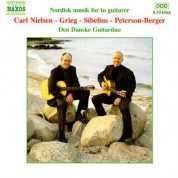 Den Danske Guitarduo: Danske Guitarduo (Den): Nordisk Musik for To Guitarer - CD