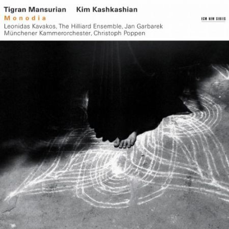 Kim Kashkashian, Leonidas Kavakos, Münchener Kammerorchester, Christoph Poppen, Jan Garbarek, The Hilliard Ensemble: Tigran Mansurian: Monodia - CD