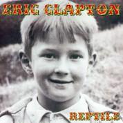 Eric Clapton: Reptile - CD