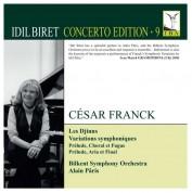 İdil Biret: Franck: Les Djinns, Prelud: Choral et Fugue, Prelude: Aria et Final - CD