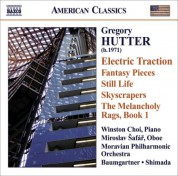 Çeşitli Sanatçılar: Hutter, G.: Orchestral and Solo Piano Works - CD