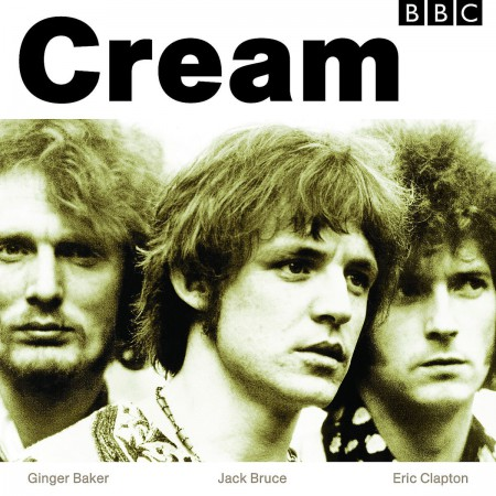 Cream: At The BBC - CD