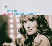 Ida Sand: Meet Me Around Midnight - CD