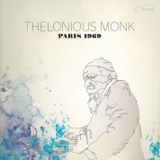 Thelonious Monk: Paris 1969 [CD/DVD Combo] - CD