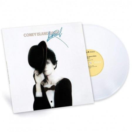 Lou Reed: Coney Island Baby  (White Vinyl) - Plak