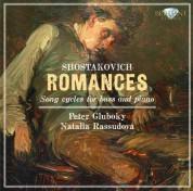 Peter Gluboky, Natalia Rassudova: Shostakovitch: Romances - CD