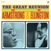 Louis Armstrong, Duke Ellington: The Great Reunion - Plak