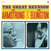 Louis Armstrong, Duke Ellington: The Great Reunion - Plak