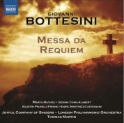 Thomas Martin: Bottesini: Messa da Requiem - CD