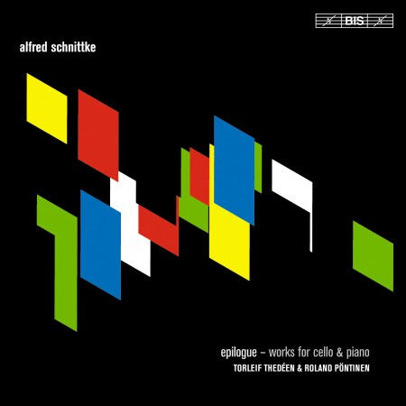Roland Pöntinen, Torleif Thedéen: Schnittke: Epilogue, works for cello and piano - CD