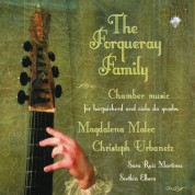 Magdalena Malec, Christoph Urbanetz: Forqueray: The Forqueray Family - CD