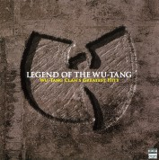 Wu-Tang Clan: Legend Of The Wu-Tang (Greatest Hits) - Plak