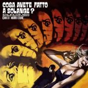 Ennio Morricone: Cosa Avete Fatto A Solange? (Coloured Vinyl) - Plak