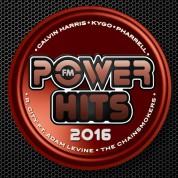 Çeşitli Sanatçılar: Power Hits 2016 - CD
