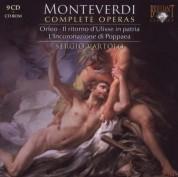 William Matteuzzi, Sylva Pozzer, Sara Mingardo, Gabriella Martellacci, Juan Gambina, Sergio Vartolo, Angela Bucci: Monteverdi: Complete Operas - CD