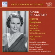 Kirsten Flagstad: Flagstad, Kirsten: Songs and Arias (Philadelphia Orchestra, Ormandy) (1937, 1940) - CD