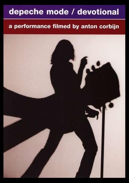 Depeche Mode: Devotional: A Peformance Filmed By Anton Corbijn - DVD