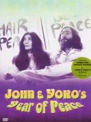 John Lennon, Yoko Ono: Year Of Peace - DVD